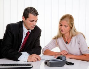 11276173 - husband and wife in a counseling session